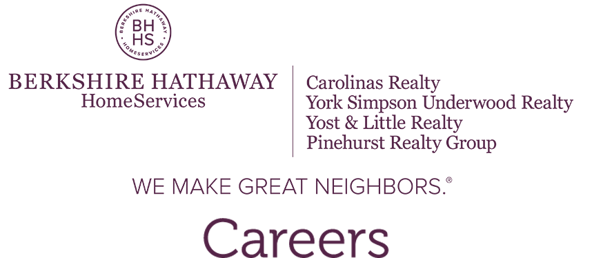 Berkshire Hathaway HomeServices Carolinas Realty Careers